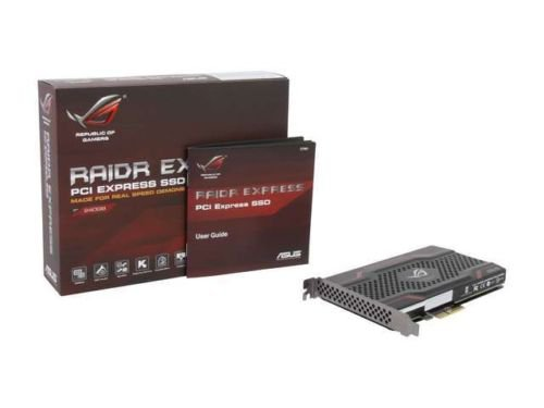 ASUS ROG RAIDR Express PCI-E 240GB PCIe 2.0 x 2 MLC Internal Solid State Drive (