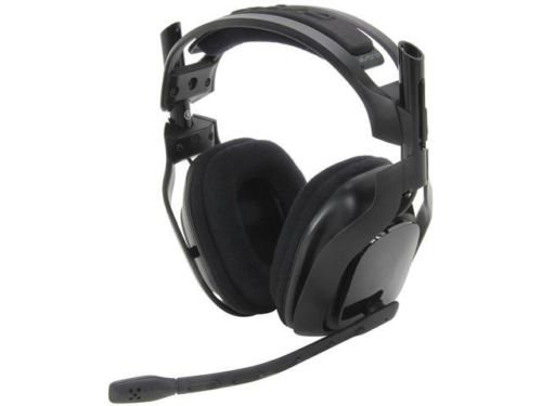 Astro Gaming A40 Quick Disconnect Connector Circumaural Headset - Black
