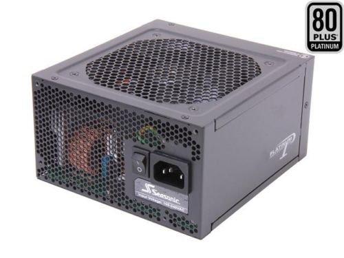 New SeaSonic Platinum SS-860XP2 860W ATX12V / EPS12V SLI CrossFire Ready 80 PL
