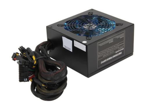 New APEVIA ATX-CB700W 700W ATX12V / EPS12V SLI CrossFire Power Supply
