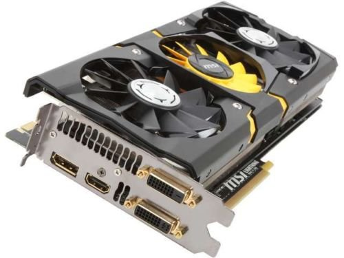 MSI N780 LIGHTNING GeForce GTX 780 3GB 384-Bit GDDR5 PCI Express 3.0 HDCP Ready