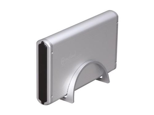 """Syba CL-ENC35008 3.5"""" USB 2.0 SATA / IDE External Hard Drive Enclosure"""