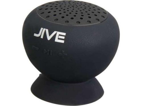 Brand New PC Treasures 9010 Black Lyrix JIVE Water Resistant Bluetooth Speakers