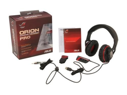 ASUS ROG Orion Pro 3.5mm/ USB Connector Circumaural Gaming Headset