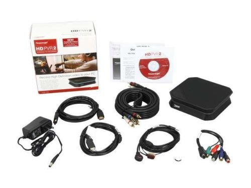 Hauppauge HD PVR2 High Definition Personal Video Recorder w/ H.264 Encoder, HDMI