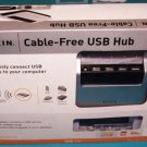 Belkin 4 Port USB 2.0 Cable-Free Wireless Hub F5U301