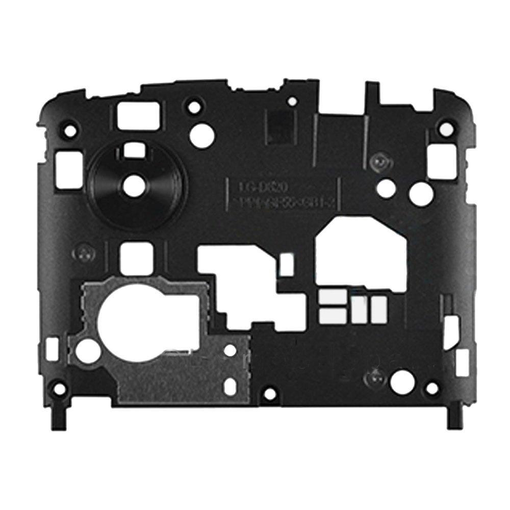 New OEM LG Google Nexus 5 D820 D821 Back Frame Bezel Housing with Camera Lens