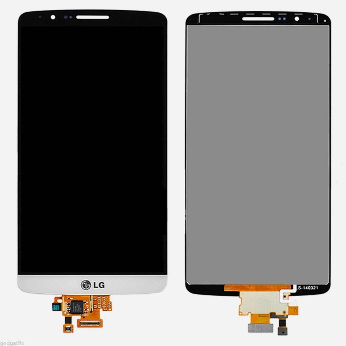 New OEM LG G3 D850 D851 D855 VS985 LS990 LCD Screen Display + Digitizer Touch White