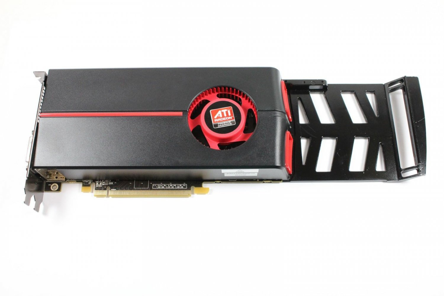 ATI Radeon HD 5770 1GB GDDR5 PCI-E JUNIPER XT Video Card GCJ42