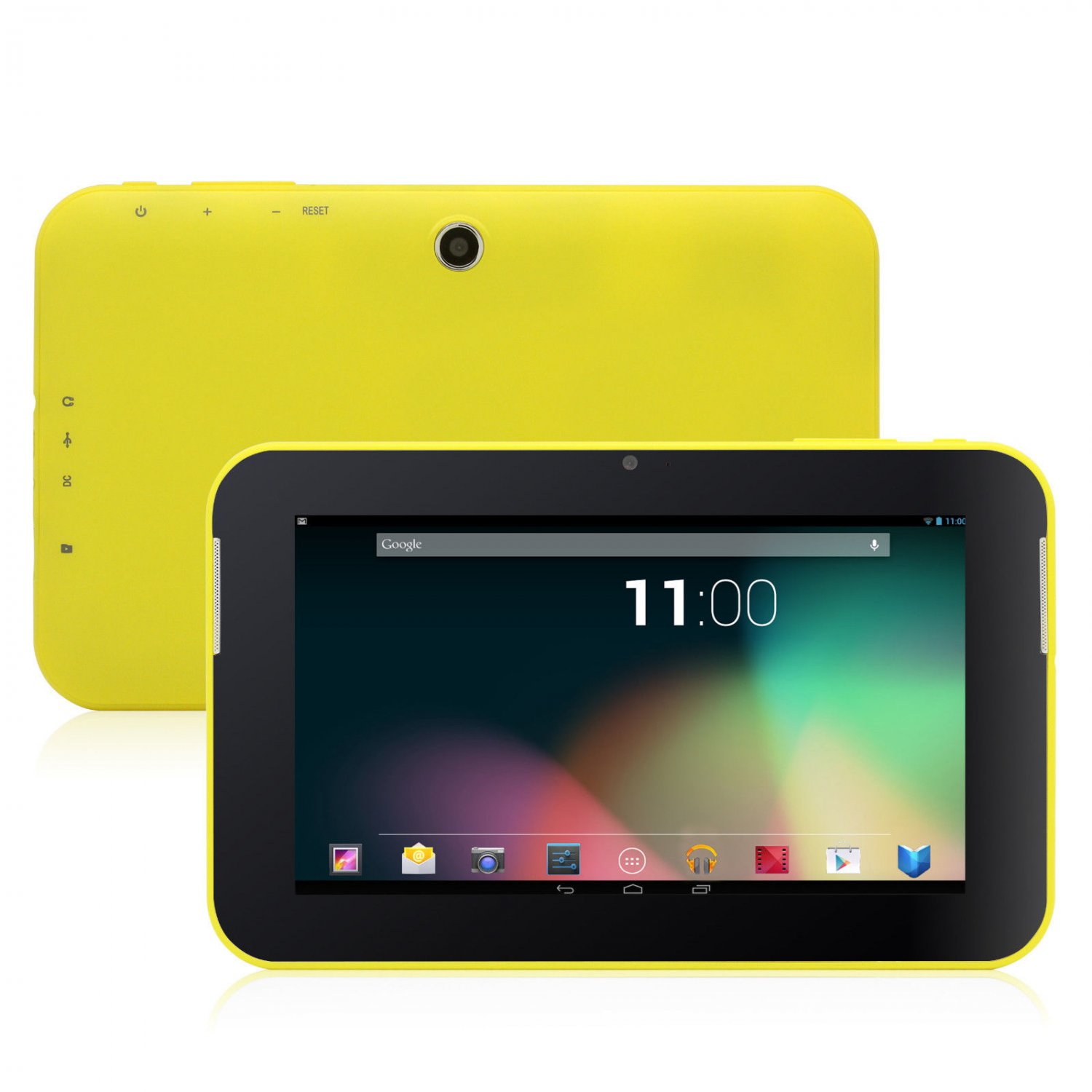 Brand New Google Android 4.2 Tablet PC Cortex A9 - Yellow