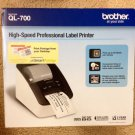NEW Brother QL-700 High-speed, Professional Label Printer