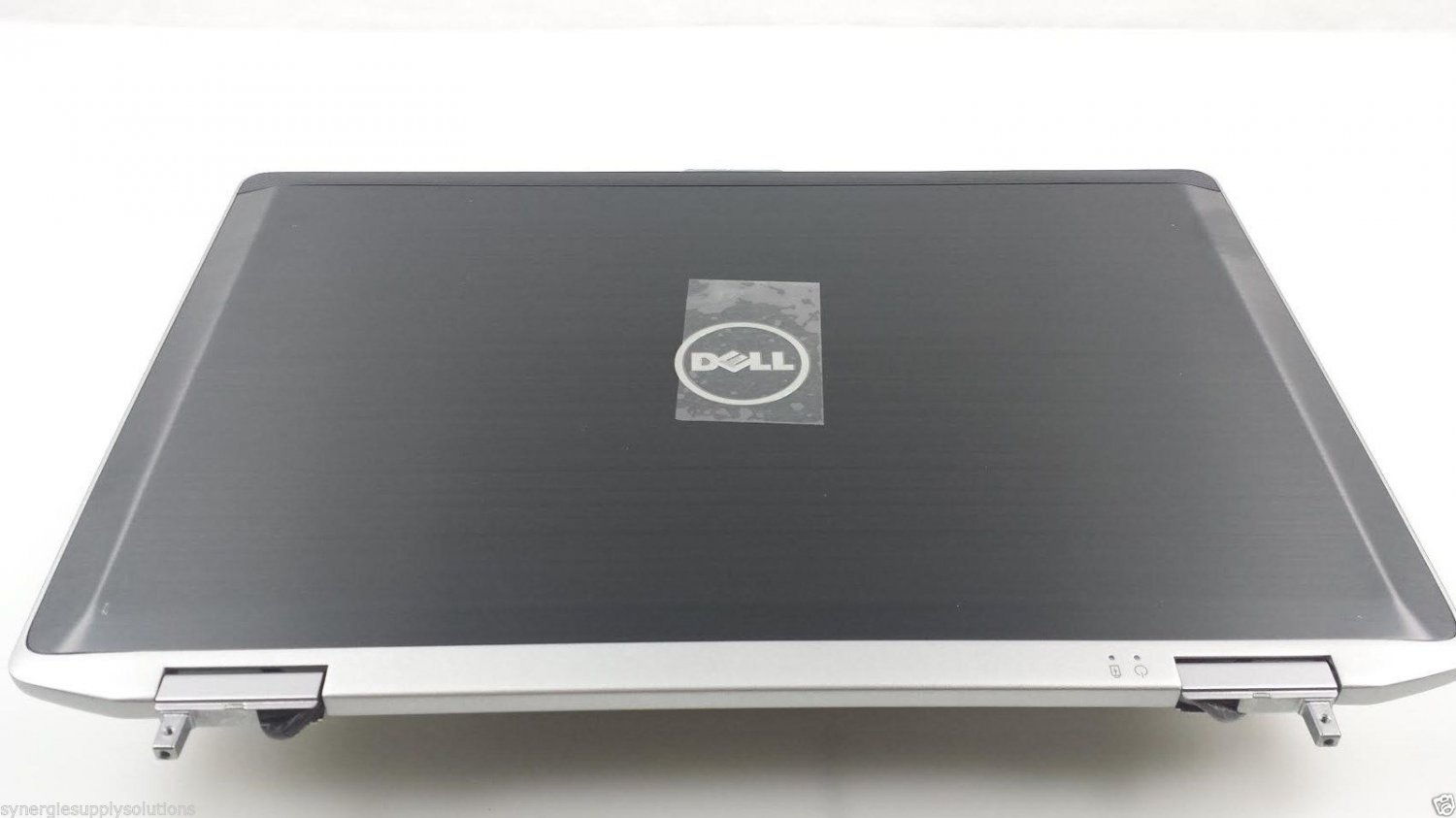 NEW GENUINE DELL LATITUDE E6420 LCD R017 Backcover w/ Hinges 616W2 0616W2