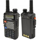 Baofeng Black UV-5R V2+ Dual-Band 136-174/400-480 MHz FM Ham Two-way Radio 2014!