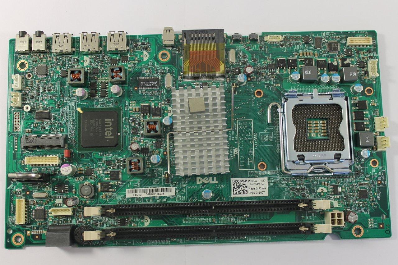 NEW Dell Inspiron One 19 Intel Desktop Motherboard J190T ...