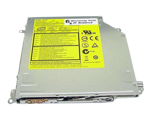 New Dell XPS M1530 Laptop IDE 1.6X Blu-ray DVD-RW Drive - UJ225 UJ-225-BDB