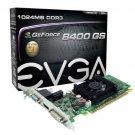 New EVGA nVidia GeForce 8400GS 1GB DDR3 VGA/DVI/HDMI PCI-Express Video Card