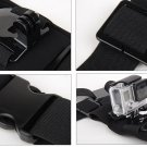Adjustable Elastic Single Shoulder Belt Strap Chest Mount for GoPro Hero 4 3+ 2