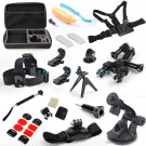 Head Chest Mount Floating Monopod Pole Accessories For GoPro 1 2 3 3+ 4 Camera