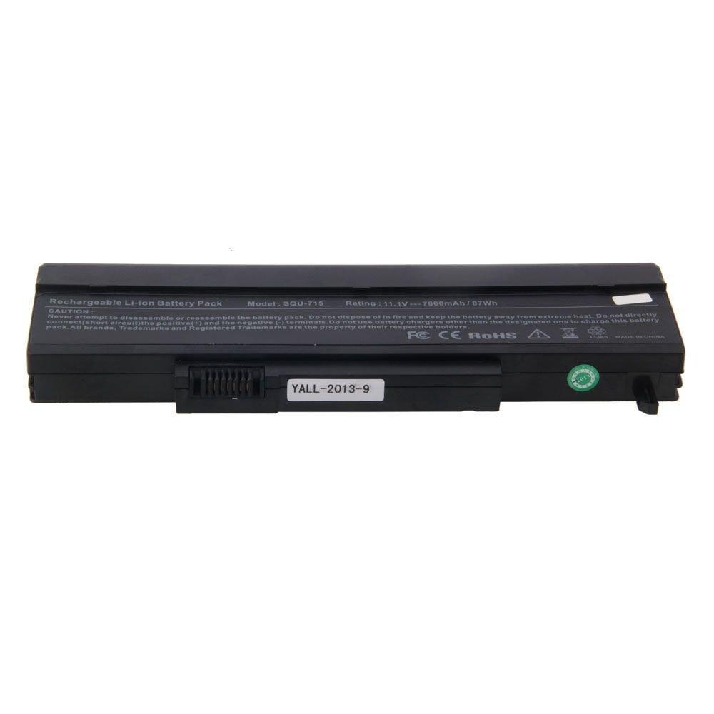 New Gateway SQU-715 SQU-720 W35044lb W35052lb P-171 Laptop Battery 7800mAh
