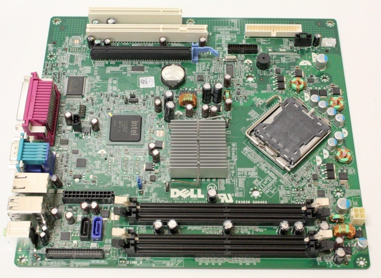 Optiplex 755 Motherboard Diagram - Wiring Diagram Pictures