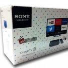 Sony NSZGS8 Google TV Wireless Internet Player NSZ-GS8 Built-in WiFi IN BOX