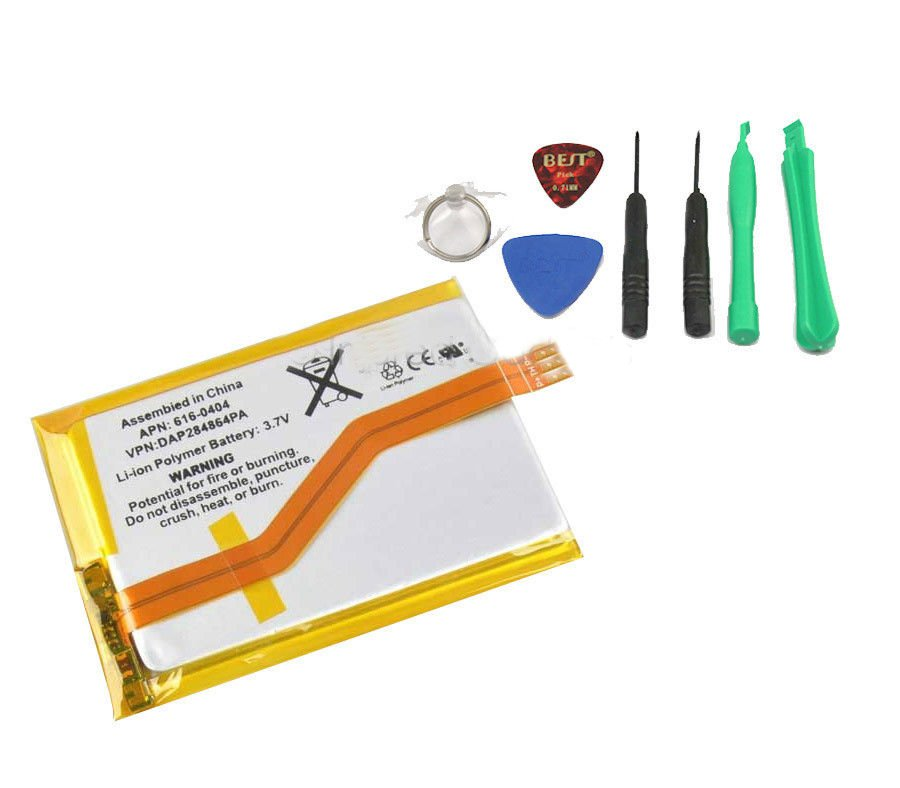 New Replacement Battery For iPod Touch 2 2nd Gen Generation iTouch 2G With Tools