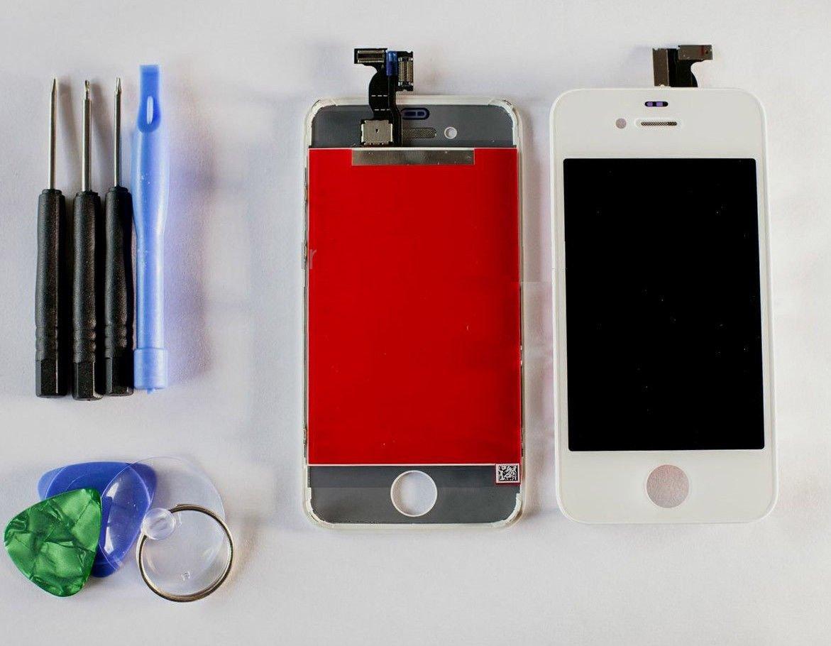 Nieuw glas iphone 4