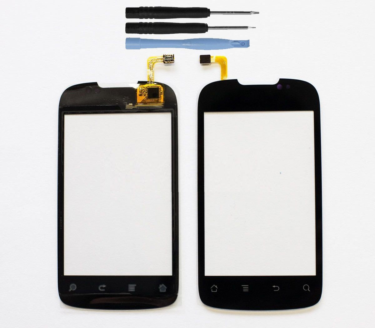 New LCD Touch Screen Glass Digitizer For Huawei Fusion U8652 With Tools