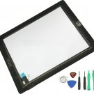 New Touch Screen Glass Digitizer Home Button Lens Assembly iPad 2 2nd Generation