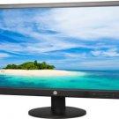 "New HP Ultra Slim Widescreen V241 Black 24"" 5ms LED LCD Full HD Monitor W 3y War"