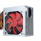 20/24 Pin Viotek 450W 20+4 pin 120mm Fan ATX Power Supply PSU w/ SATA