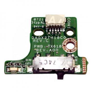 Dell WiFi Wireless Switch Board Inspiron 1721 - TX618