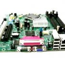 Genuine Dell Optiplex 755 Intel Q35 DDR2 Desktop Motherboard - U649C