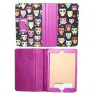 New Lot of 2 Griffin Wise Eyes Folio Purple Case/covers for iPad Mini - GB36132