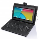 """New Android Quad Core 4.4 KitKat Tablet PC 10"""" 16GB Storage 1GB A31S"""