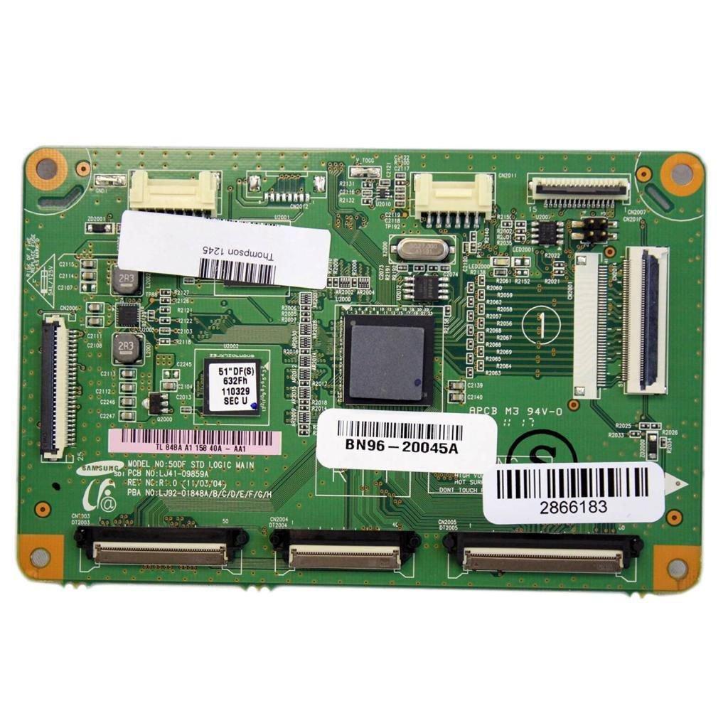 """Samsung 51"""" TV PN51D530A3 NS-51P680A12 Main Logic CTRL Board - BN96-20045A"""