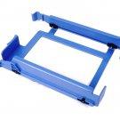 LOT of 2 Dell Optiplex Dimension 520 620 740 Hard Drive Caddy YJ221