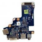 Dell Latitude E65300 LS7761P Controller Card I/O Board - 7TRKR