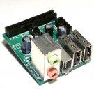 Dell Dimension 5100C K8841 Front USB/Audio Panel - K8841