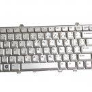 New Dell CZECH Keyboard For Inspiron 1520 1525 - MU199 NSK-D9A0C