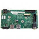 Dell Precision 360 WS360 I/O USB Audio Panel Board - D0330