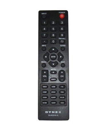 New DYNEX DX-RC02A-12 Remote DX-32L100A11 DX-32E150A11 DX-32L150A11 DX-32L150A11