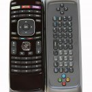 NEW ORIGINAL VIZIO XRT301 QWERTY KEYBOARD INTERNET APPS HDTV REMOTE CONTROL