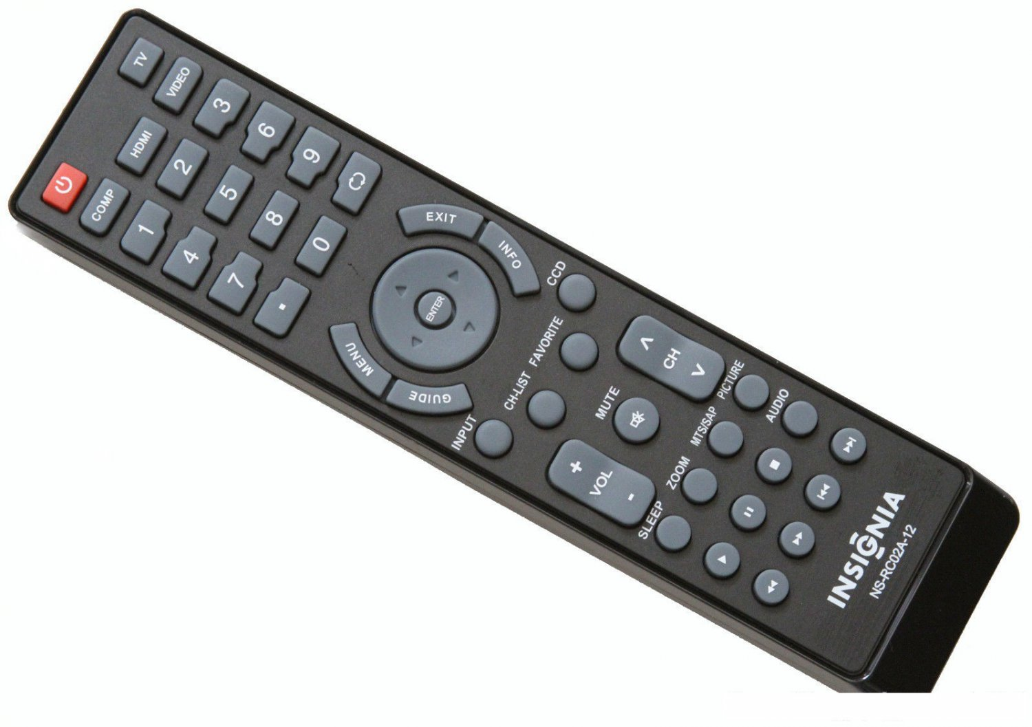 Remote Control Codes For INSIGNIA TVs Codes For Universal