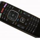 Vizio XRT112 LED Smart Apps TV Remote Control Part No 0980-0306-1010