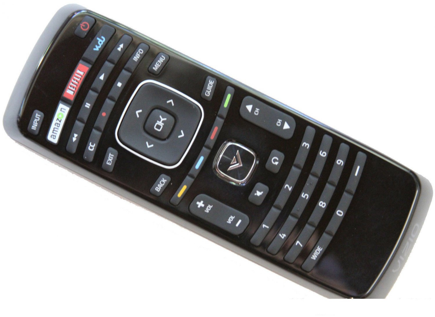vizio smart tv remote manual