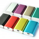 New 5200-10400mAh Backup External Battery USB Power Bank Charger for iphone HTC