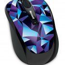 New Microsoft Wireless Mobile Mouse 3500 Artist Series - Moorean - GMF-00091