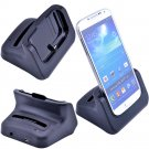 Dual Sync Cradle Battery Charger Dock Station for Samsung Galaxy S4 SIV i9500