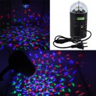 New 3W Crystal Ball Laser Stage Light for Party Disco DJ Bar Bulb Lighting Show